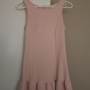 Baby Pink Summer Dress